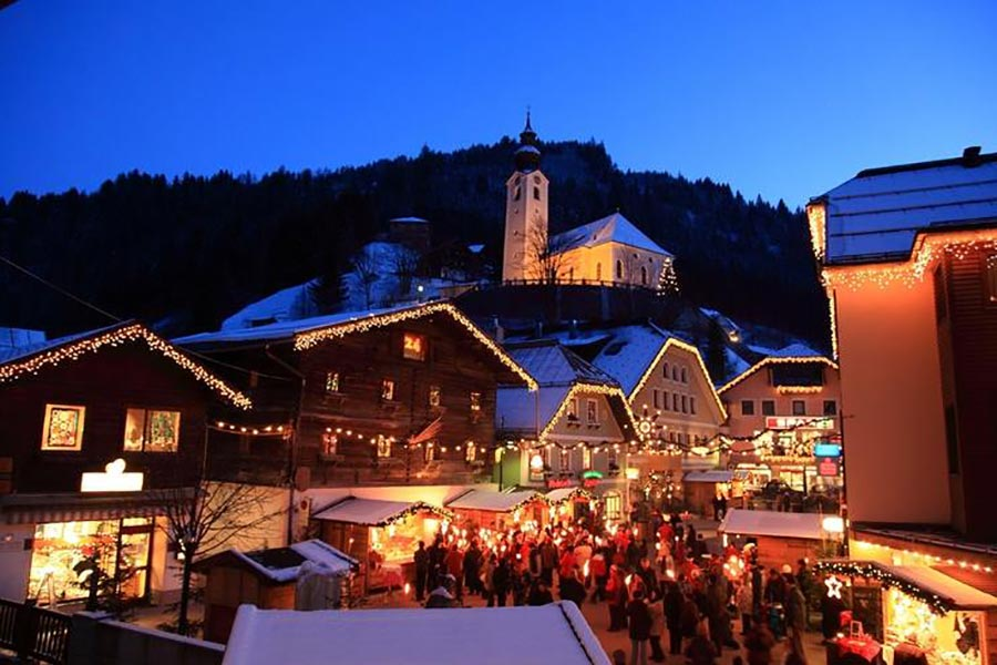 Adventmarkt Grossarltal